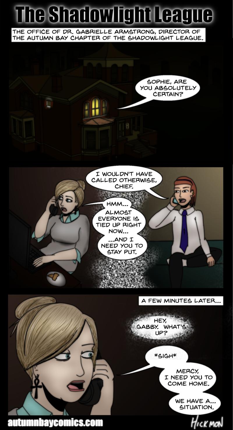 The Shadowlight League