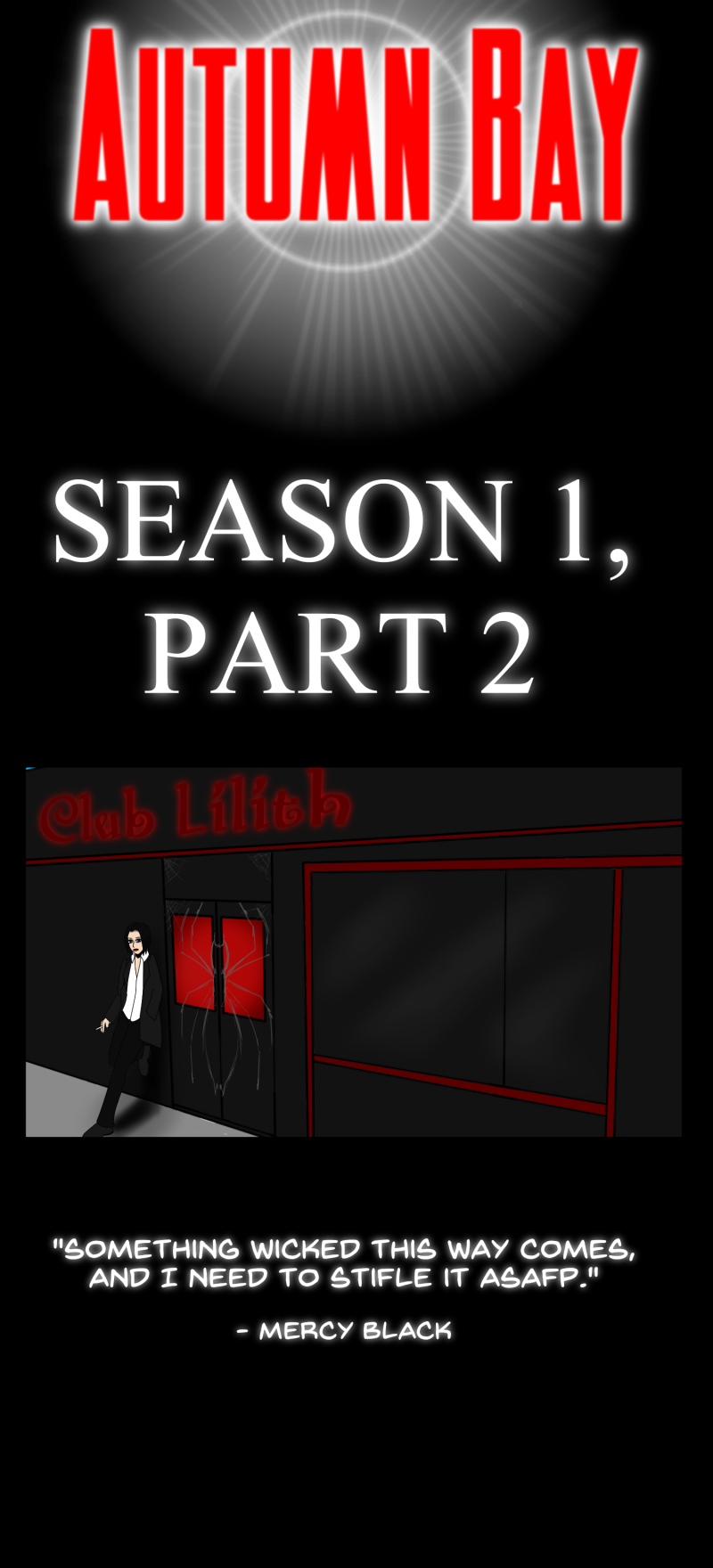 Season One, Part Two Cover