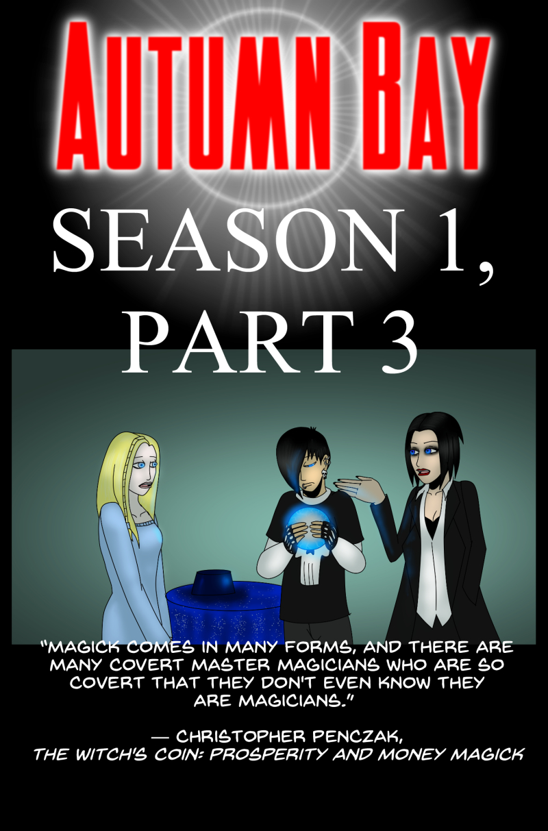 Season One, Part Three Cover