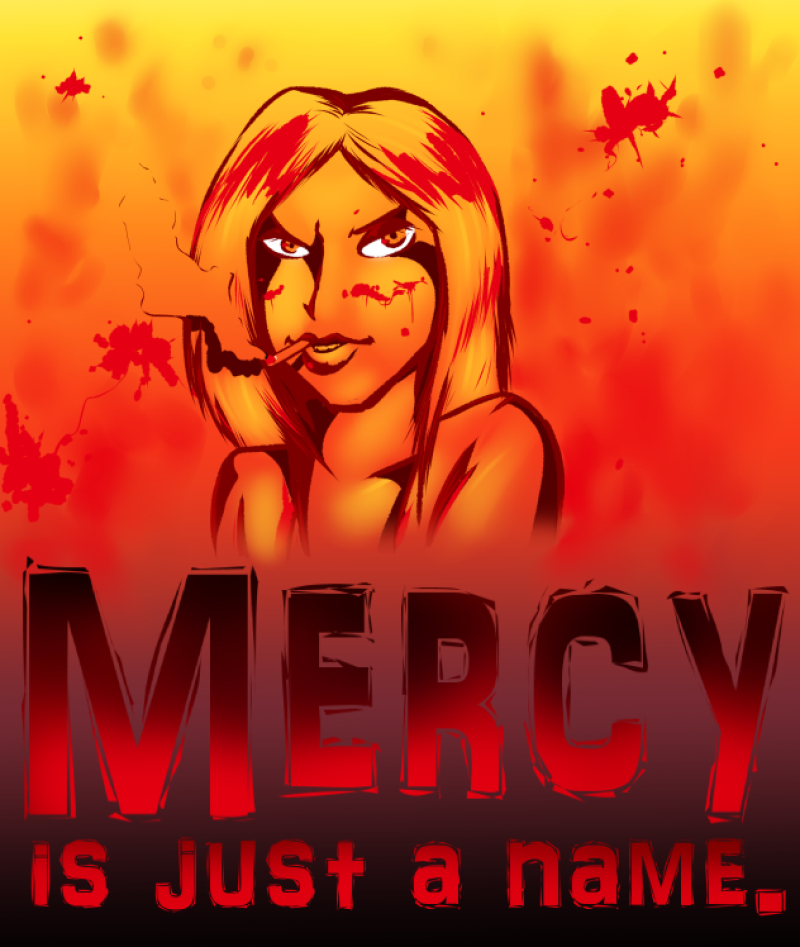 Mercy is Just a Name by Iseul Kung