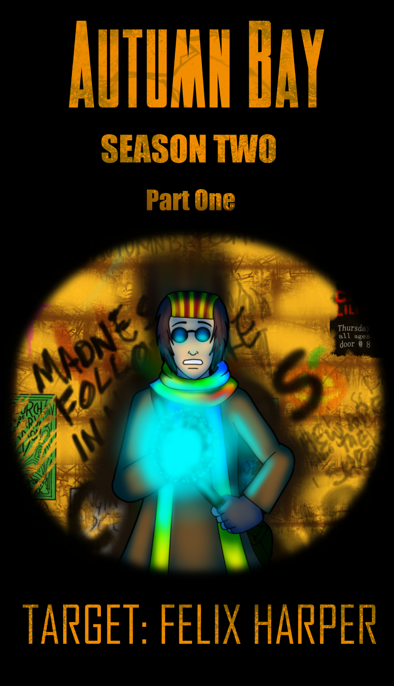 Season Two, Part One Cover