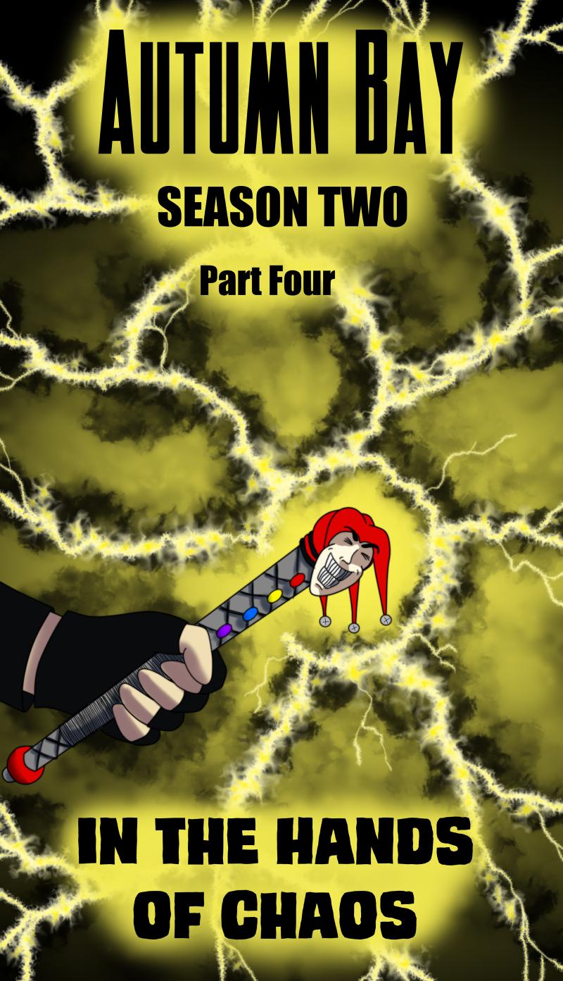 Season Two, Part Four Cover